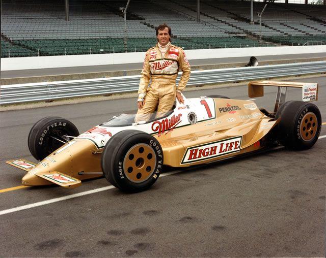1989 Indianapolis 500 Danny Sullivan