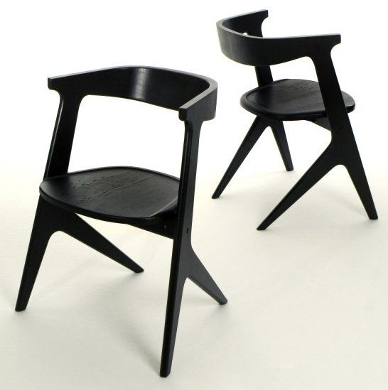 the slab chair by tom dixon