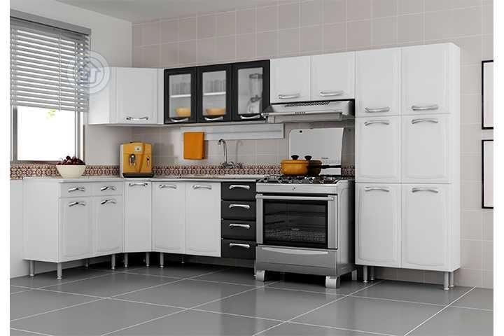 Cozinha de Aço Completa Itatiaia Hibisco