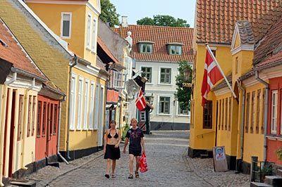 Ærøskøbing - Ærø / Dänemark