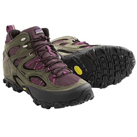 Patagonia Drifter A/C Mid Hiking Boots - Waterproof, Recycled Materials  (For Women