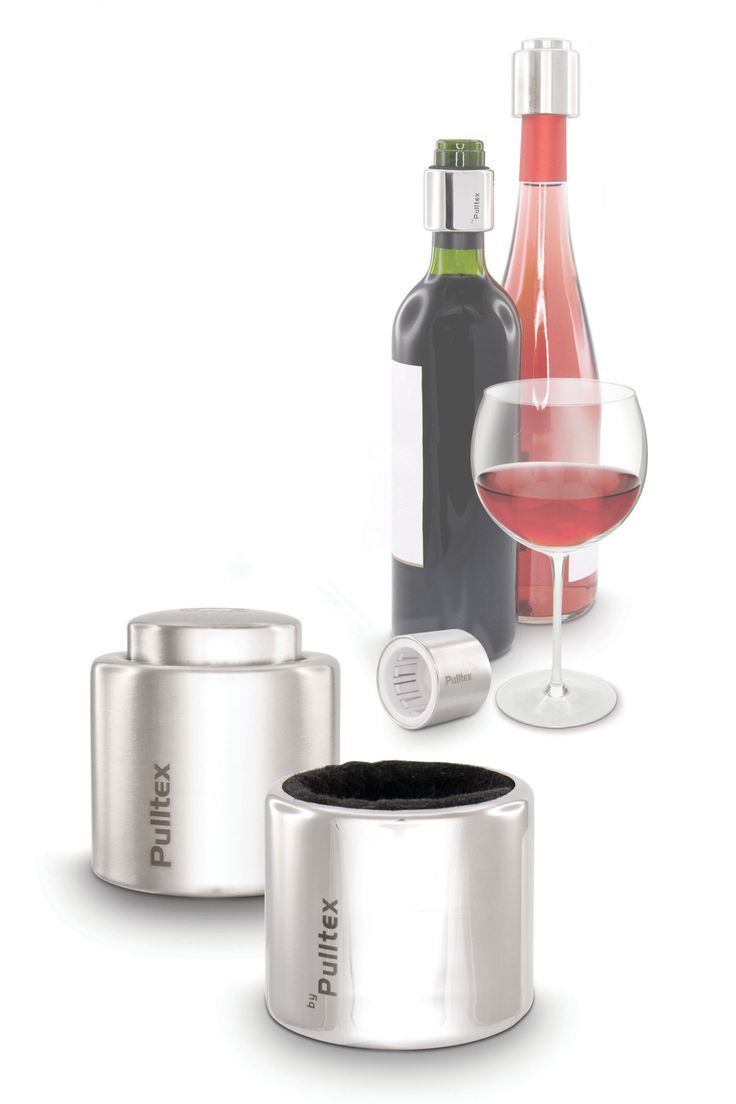 Zestaw do wina KIT SECURITY - PULLTEX - DECO Salon #wine #wineaccessories #winelovers #giftidea #set