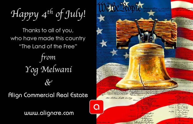 Happy #4th of #July! #Aligncre