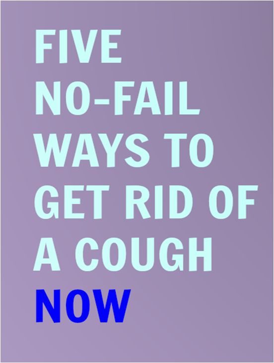 Tired of coughing? Stop you or your kid's cough now with these five home remedies #sick #cough #feelbetter