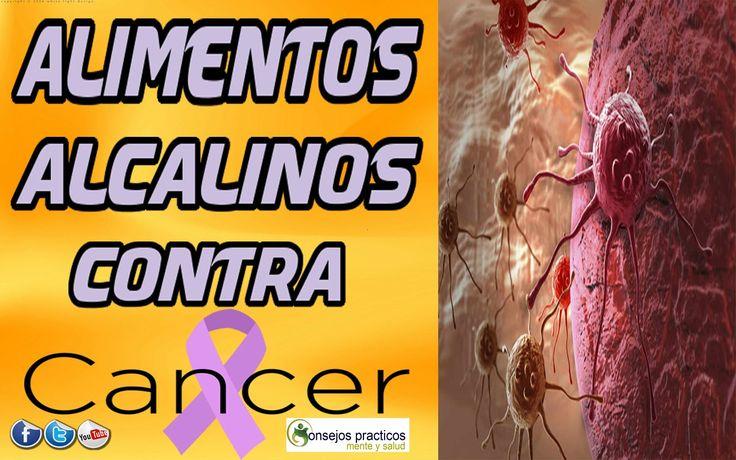 alimentos alcalinos contra el cancer  fruta para el cancer,  DIETA ANTIC...