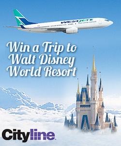 Win a Trip to Walt Disney World Resort