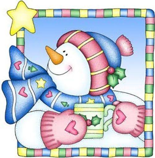 Hermosos dibujos de navidad en pinterest buscar con for Buscar dibujos de navidad