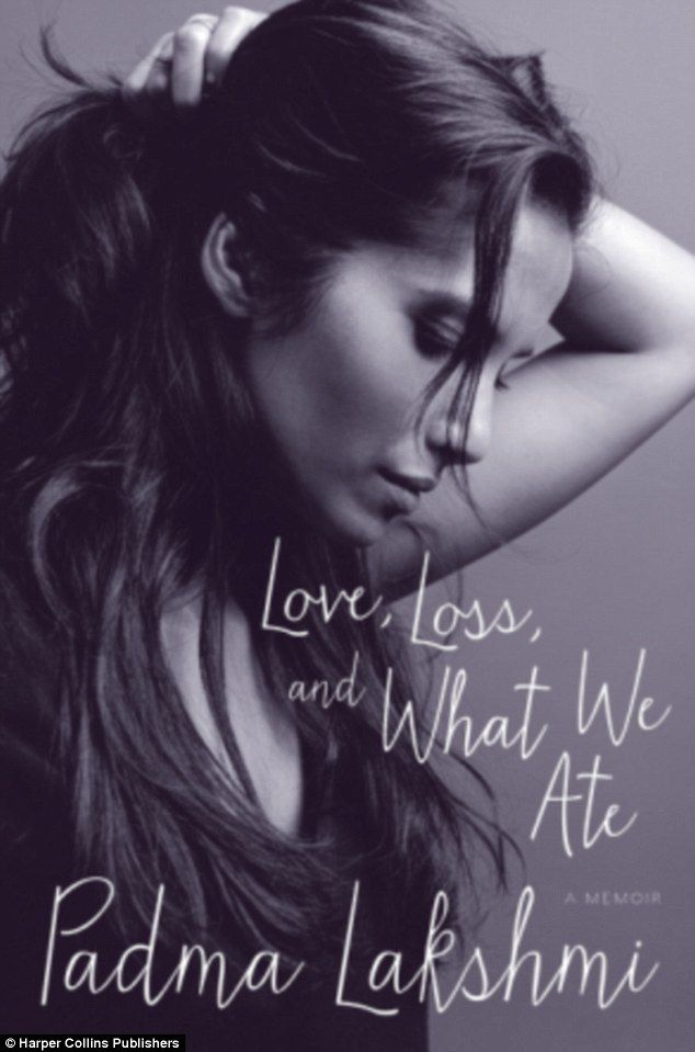 Love, Loss and What We Ate is Lakshmi's memoir about food, family, survival and triumph...