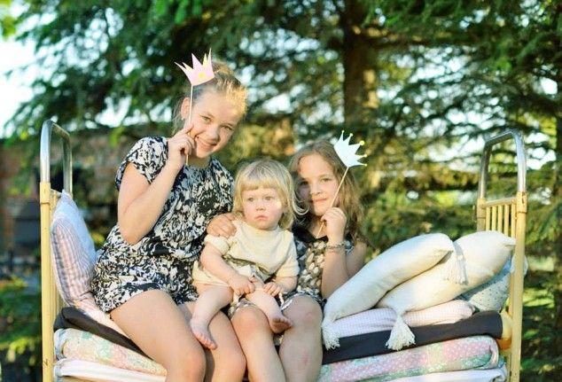 Teminis gimtadienis – Karalaitė ant žirnio | Šventės idėja Princess photo props