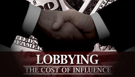 Every day i'm lobbying