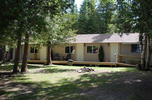 Highlands 3 Cottage Wildwood Family Resort