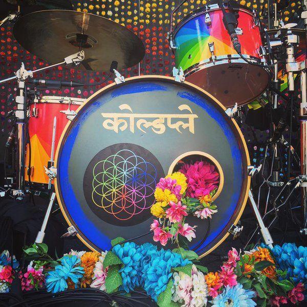 Will's amazing drum kit!