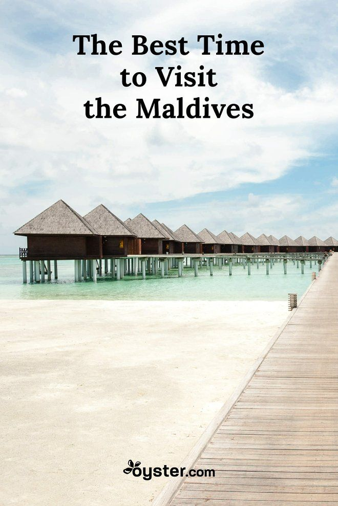 We should start by saying there's no real terrible time to visit the Maldives. Sure, it has high and low seasons like any other destination, but it's a paradise year around. Even during the rainy season, when you can expect downpours nearly every day, rain comes and goes, making way for gorgeous sunsets. Since the Maldivian archipelago is one of the most geographically dispersed countries in the world, visitors can expect varying weather. Here's our tips for your next vacation.