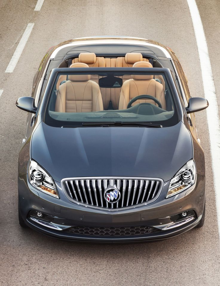 What a beautiful car.... 2016 Buick Cascada - Luxury, Affordable, Convertible. Coming Very Soon