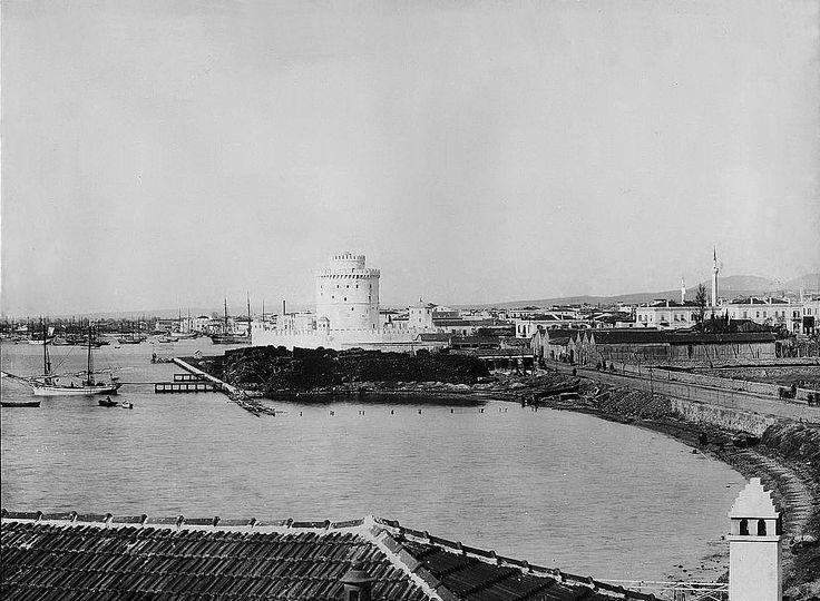 Άποψη της παραλίας - 1912