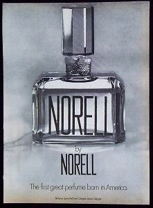 Magazine-Print-Ad-1973-Norell-Perfume-Cologne