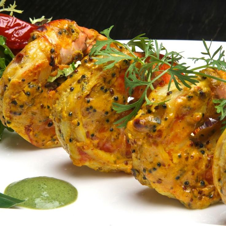 Prawns Tandoori - Mehak Indian Cuisine - Zmenu, The Most Comprehensive Menu With Photos