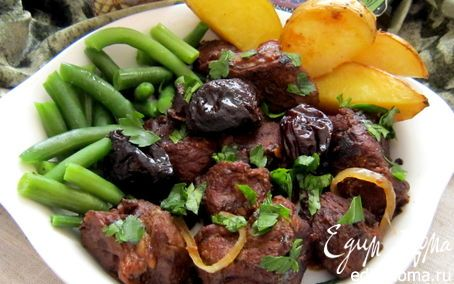 Баранина в арабском стиле | Кулинарные рецепты от «Едим дома!»