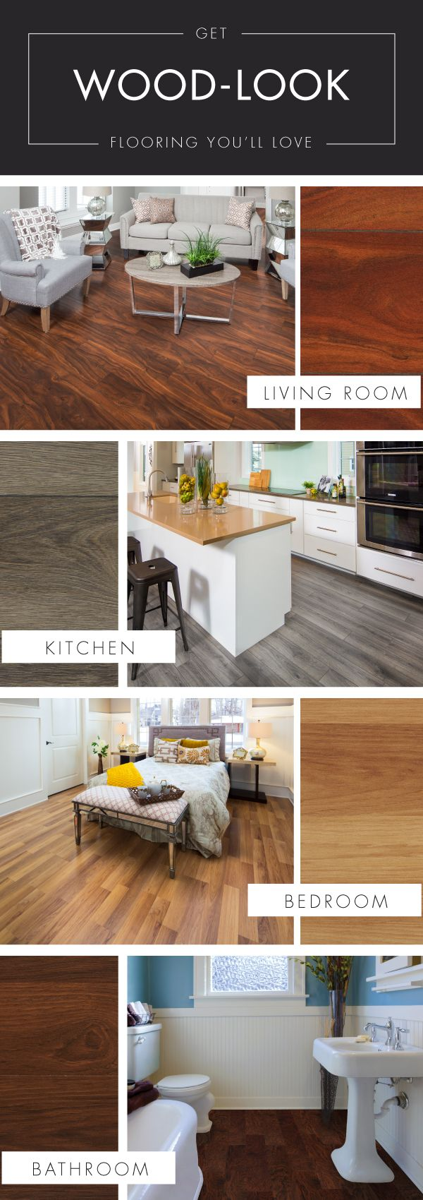 Water Resistant Laminate Flooring Kitchen 17 Best Ideas About Waterproof Laminate Flooring On Pinterest