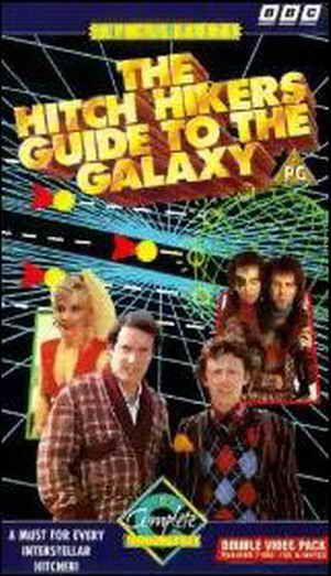 Guía del Autoestopista Galáctico (1981) (TV Series) VOSE
