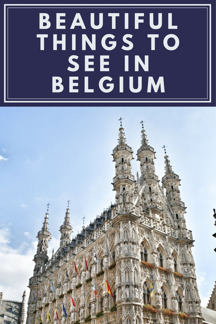 Spannende Sehenswürdigkeiten auf meiner Belgien Rundreise. Reisetipps, Eindrücke und Fotos im Belgien Urlaub.