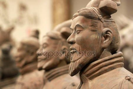 Download - Terracotta army — Stock Image #10700847