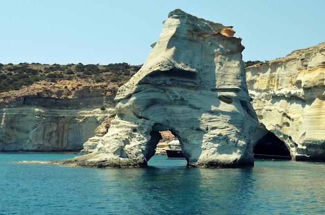 Kleftiko - Milos island