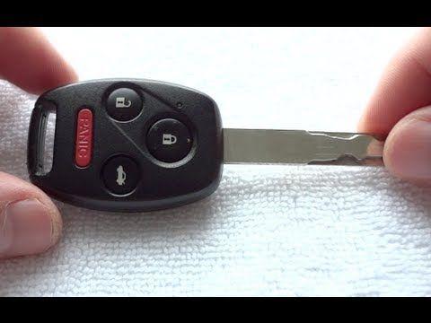 Honda Cross Tour  Car Battery Change