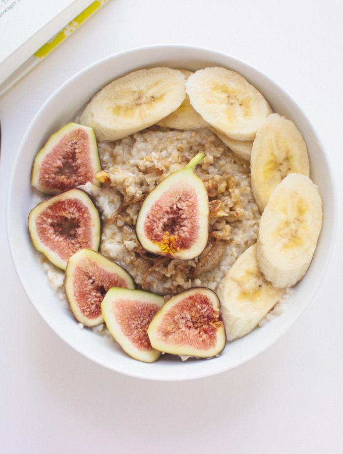 373 best Oatmeal Bowls images on Pinterest | Apple ...