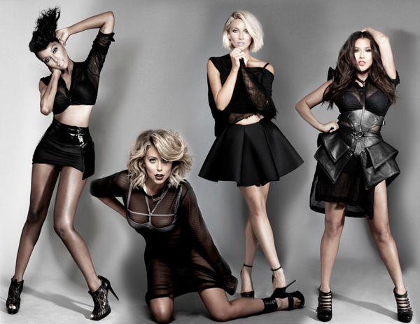 OK! Magazine   Danity Kane's Beauty Director Decodes Their New Look