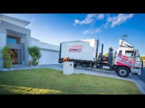 PODZILLA - PODS® Moving & Self Storage