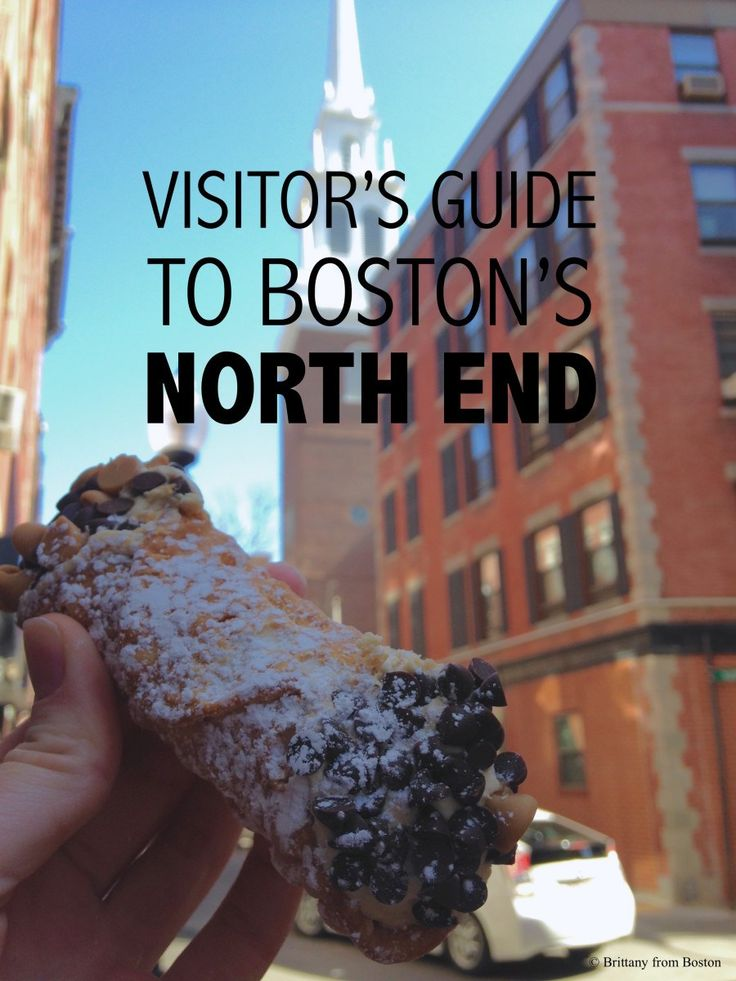 Visitor's Guide to the North End // Brittany from Boston