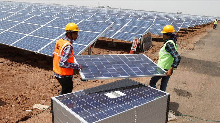 Moving to renewable energy would create millions of jobs, study finds |