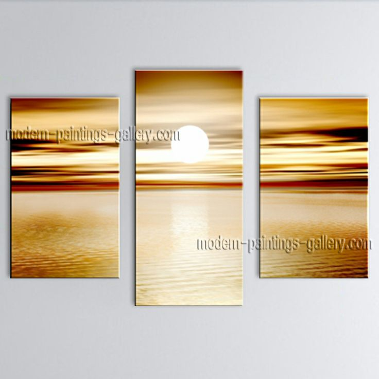 Huge Hand Painted Abstract Seascape Oil Painting Contemporary Wall Art ops3125. Stunning oversized wall art, Beautiful huge wall art with Moonlight, big wall art, impressionist landscape paintings, wall art, kitchen wall art, impressionist artist, living room wall art, 100% satisfaction guaranteed. Price $115. Find more paintings from Tian Yi Art Studio by visit http://stores.ebay.com/Large-Contemporary-Wall-Art