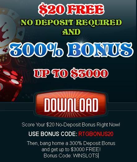 no deposit welcome bonus u.s list