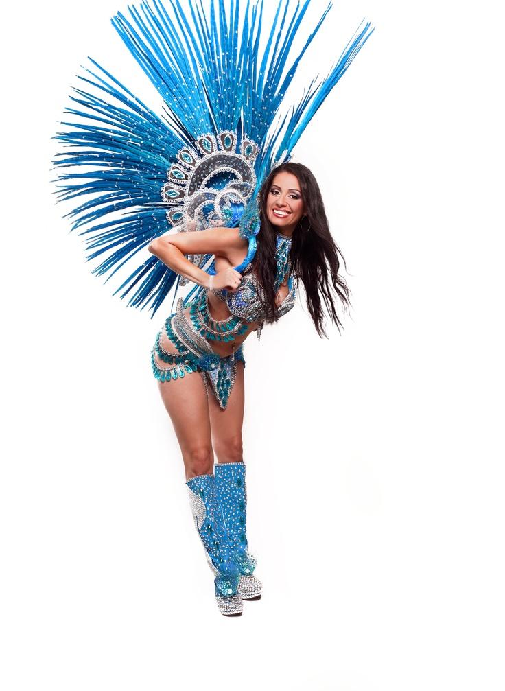 Lia Muniz Professional Samba Dancer Choreographer At