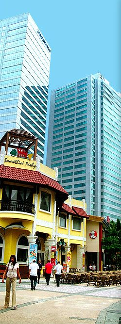 Eastwood Cyberpark Quezon City