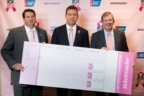 "In support of the NFL's ""A Crucial Catch"" breast cancer awareness campaign, Ticketmaster, a Live Nation Entertainment company (NYSE: LYV), announced today that all Ticketmaster tickets for the month of October will be pink to help raise awareness for National Breast Cancer Awareness Month."