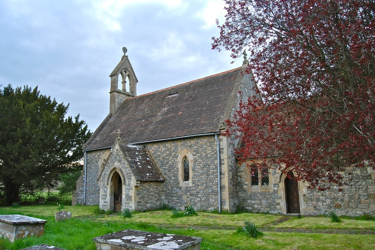 Manningford Abbots parish church, Manningford Abbots, Wiltshire