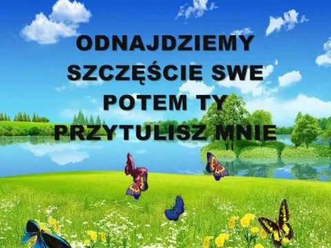 Śpiewaj ze mną Karaoke Alexmar Droga do ciebie tekst  Aleksandra Pławińs...