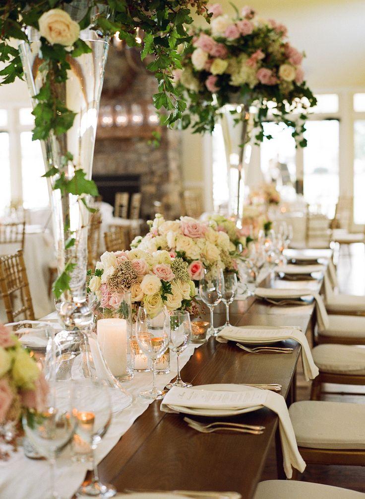 ... de Inspirations Mariage sur Pinterest  Centres de table de mariage