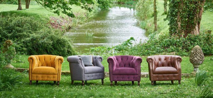 The Jamie chair from £439! #meyerandmarsh #armchair #homedecor
