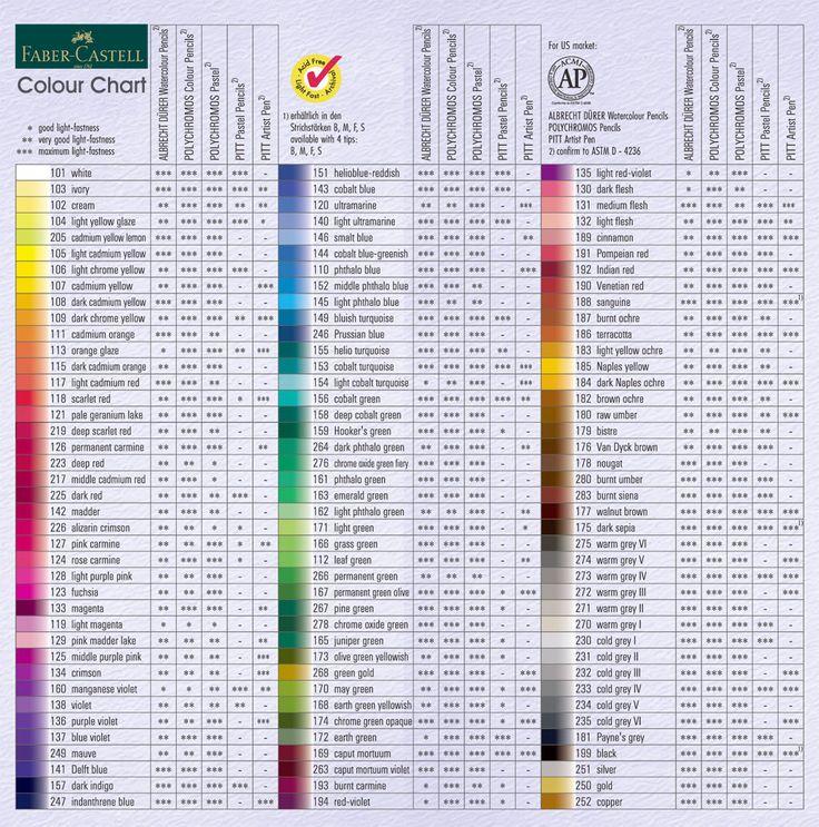 all the colors faber castell pitt artist brush pen. Black Bedroom Furniture Sets. Home Design Ideas