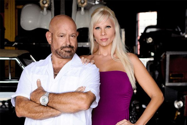 What had happened with Robin Vernon at The South Beach Classics? Ted Vernon and his wife Robin Vernon are best known for their TV show South Beach Classics