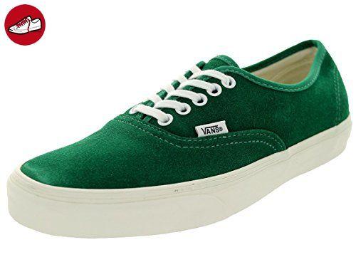 VANS Authentic Classic Sneaker Schuhe Tunschuhe W4NDO5 grün Wildleder, Schuhgröße:EUR 40 (*Partner-Link)