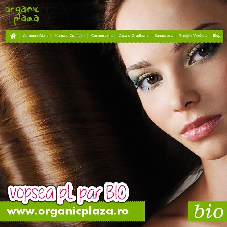Hena Organica Pentru Vopsirea Parului!  Descopera nuantele mai jos: http://organicplaza.ro/vopsea-de-par
