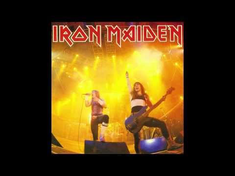 Iron Maiden - Running Free (Live) / Sanctuary (Live) - YouTube