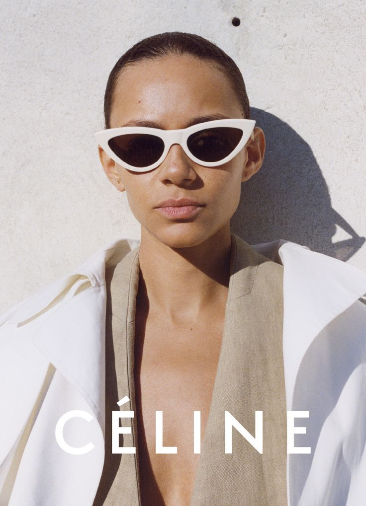 3d46a3be48 céline cat eye sunglasses