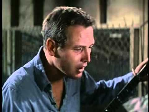 Paul Newman - Plastic Jesus (Cool Hand Luke OST) Going 90 I ain't scardey, cause I got the Virgin Mary....
