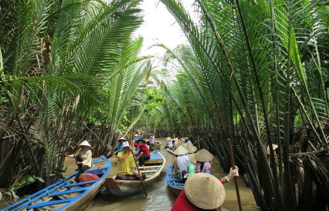 Private Mekong Delta Tour, Small Group Adventure Tour from Ho Chi Minh City - LocalGuiding.com